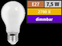 LED Filament Glühlampe McShine Filed, E27, 7,5W, 720...