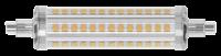 LED-Strahler, R7s, 9,5W, 1100lm, 118mm, 360°, 2700K,...