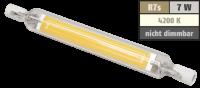 LED-Strahler McShine LS-718 R7s, 7W, 700lm, 118mm,...