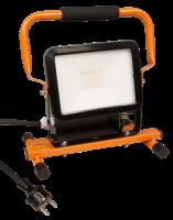 LED Baustrahler McShine LUS-30, Steckdose, USB, 2500lm,...