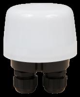 Dämmerungsschalter McShine, 230V/15A, IP66, 5-50Lux...