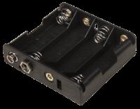 Batteriehalter 4x Mignon (AA)