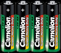 Mignon-Batterie CAMELION Super Heavy Duty, 1,5 V, Typ...