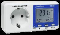Digital-Energiekostenmessgerät PeakTech 9035