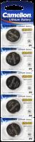 Knopfzelle CAMELION, CR2430 3,0V, Lithium, 5er-Blister