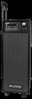 Mobile Beschallungsanlage HOLLYWOOD Port8 V2 Funkmikro,...