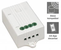 Funk Controller McPower, bis 160m, max. 1.100W, 5A, Wifi,...
