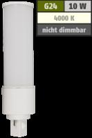 LED-Strahler McShine G24, 10W, 1000lm, 120°,...
