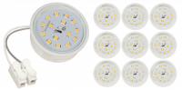 LED-Modul McShine, 5W, 400lm, 230V, 50x23mm,...