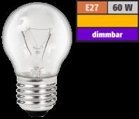 Tropfenlampe Philips, E14, 230V, 60W, klar