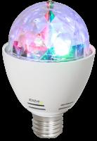 LED-Lichteffekt IBIZA ASTRO-MINI 4W, E27-Fassung